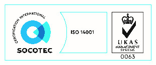 2004年8月ISO:14001認証取得
